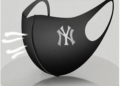ニューヨークヤンキース PUMA NIKE ファッションブランドマスク