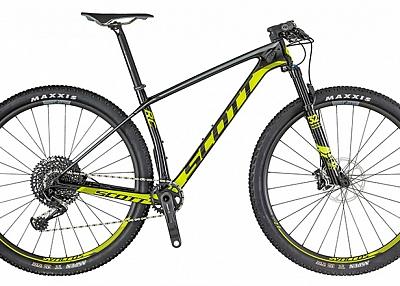 2018 Scott Scale RC 900 Pro Mountain Bike