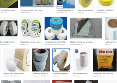 Chinese fiberglass mesh tapes exporters to Maghreb countries.