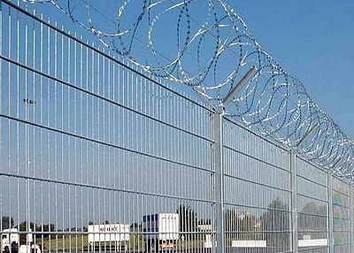 High Security Airport Fencing