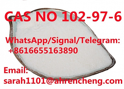 CAS 102-97-6 English name Benzylisopropylamine