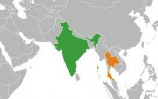 Thailand - India, free trade negotiation (By Sylodium, international trade directory)