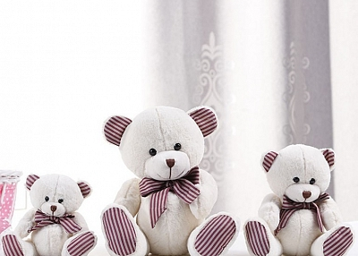 CUTE BEAR DOLL PLUSH TOY