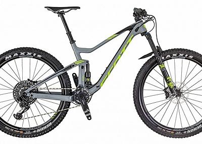 2018 Scott Genius 920 Mountain Bike