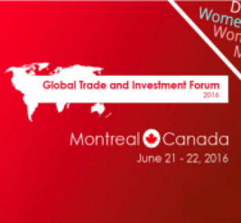 Global trade and Investment Forum