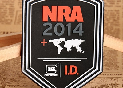 NRA PVC Patches