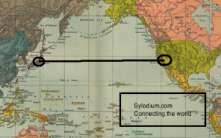 U.S. and Japan (Sylodium, import export business)