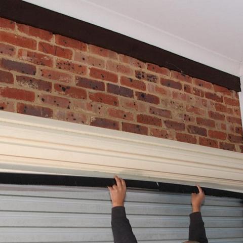 Brush Door Sweeps For Exterior Doors Suitable For Your Rubber / Aluminum Holder-AOQUN