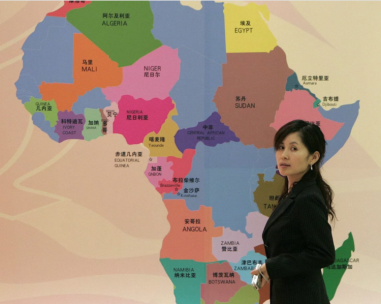 Owning the niche China – Africa Projects?
