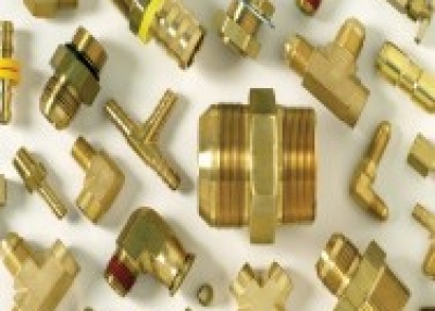 Brass Fittings & precision Components