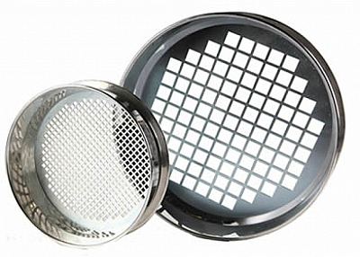Stainless Steel Perforated Plate Sieves