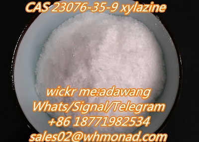 cas 23076-35-9 Xylazine hcl/hydrochloride local anesthesia