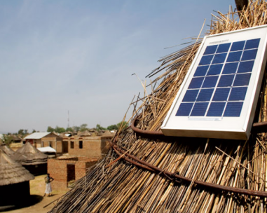 LED tech for Solar Power to Africa