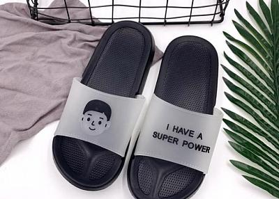 custom printed flip flops