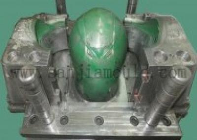 High precision plastic injection mould-plastic crash helmet mould