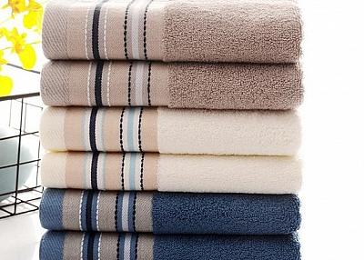 Superfine bamboo fiber towel