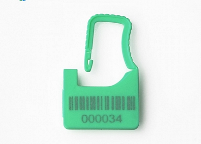 tamper evident plastic security industrial padlock seals