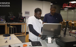 Owning the niche China – Africa 3D Printing?