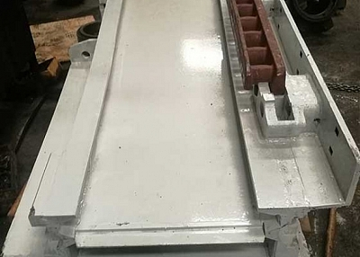 Central Slot of Scraper Conveyor with High Wearability