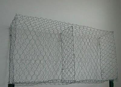 Galfan Coated Gabion Cage