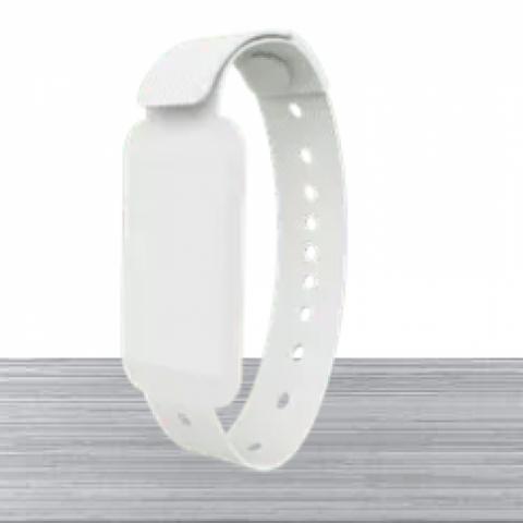 Cut-off Alert Wristband beacon