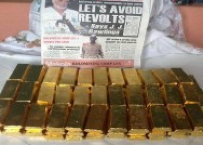 Alluvial Gold for sale