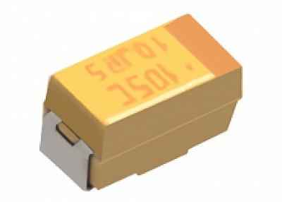 TAJA336M006RNJ AVX Condensadores de tantalio