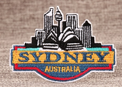 Sydney Custom Patche No Minimum