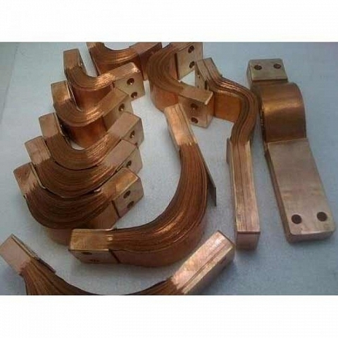 Copper Laminated Flexible Shunt - PARENTNashik