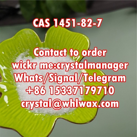 2-Bromo-4-Methylpropiophenone CAS 1451-82-7 / 49851-31-2 Safety Delivery to Russia Ukraine