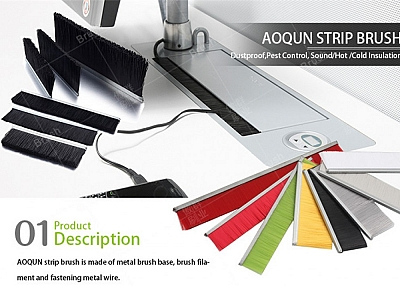 Are You The Right Manufacturer For Brush Pile Draught Excluder Strip? AOQUN