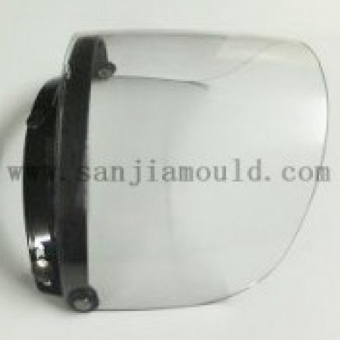Super anti-scratch motorcycle helmet lens / visors / shield