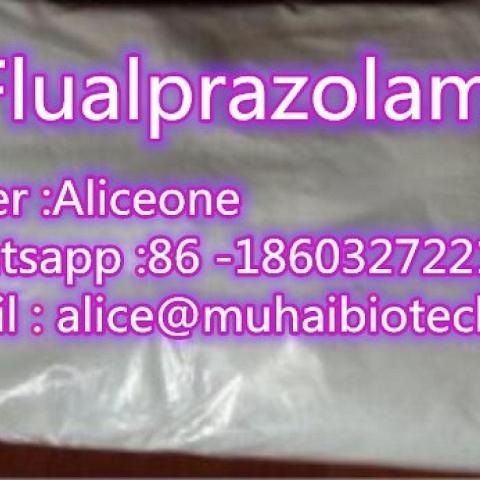 Flualprazolam,ALP, Flualp,Xan-ax,alprazo-lam,free reship policy Whatsapp :86 -18603272215