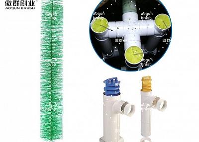 Brush Filter Aquaponics