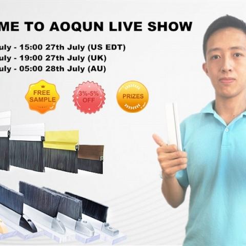AOQUN Live Show
