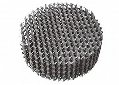 Metal Plate-net Corrugated Packing