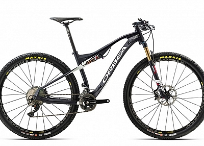 2017 Orbea OIZ 29 M10 Mountain Bike