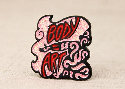 Tattoo Custom Enamel Pins