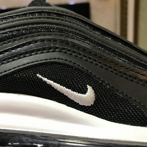 Nike Air Max 97 in black nike shoes for men on sale