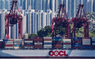 Dominate virtually China - Africa Shipping 4.0