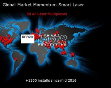 Smart Laser projectors to Africa?