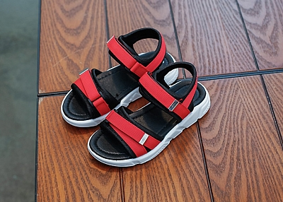 RIBBON BOY SPORTS CASUAL SANDALS