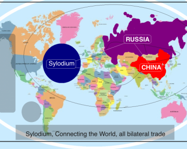 赚钱在俄罗斯 - 中国(Sylodium信息,全球平台)