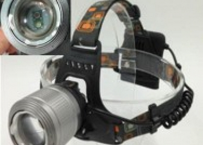 LED headlamp - (LED Headlamp - MG208-B) White light + Blue light 20 hours