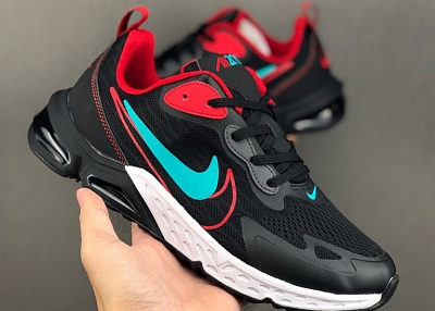 Nike Air Max 200 React Shoes For Men in Black nike shoes for boys