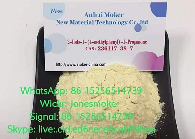 2-iodo-1-(4-methylphenyl)-1-propanone cas 236117-38-7 with large stock