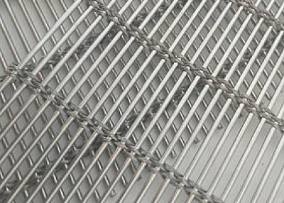 Woven Wire Mesh Fabrics