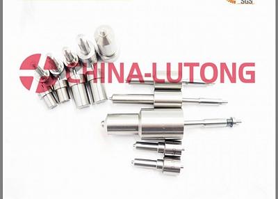 delphi common rail injector repair DLLA118P2203 for diesel engine PC300-7