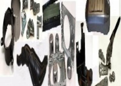 e-coat and powder coating