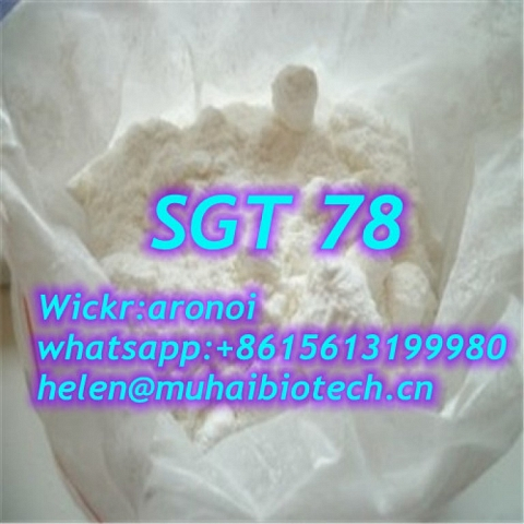 Supply top quality sgt78 power SGT-78 for chemical research whatsapp:+8615613199980
